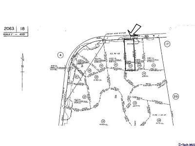 Agoura Hills Residential Lots & Land For Sale: 3604 Kanan Road