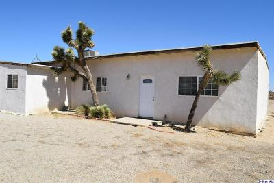 Palmdale Single Family Home For Sale: 39046 180th Street East