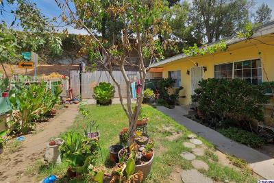 Burbank Single Family Home For Sale: 156 West Linden Court