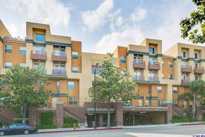Burbank Condo/Townhouse For Sale: 201 East Angeleno Avenue #431