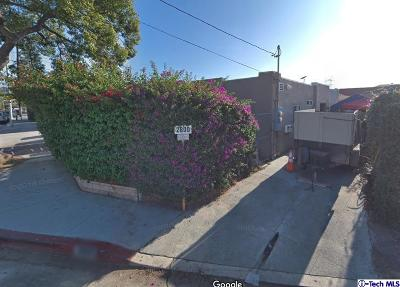 Los Angeles County Single Family Home For Sale: 2800 Newell Street