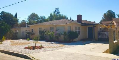 Reseda Single Family Home For Sale: 18626 Bassett Street