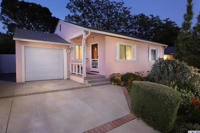 Encino Single Family Home For Sale: 17407 Burma Street