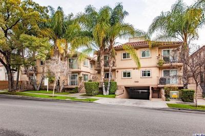 Burbank Condo/Townhouse Active Under Contract: 550 East Santa Anita Avenue #104