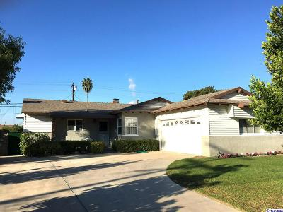 Los Angeles County Single Family Home For Sale: 9975 Stonehurst Avenue