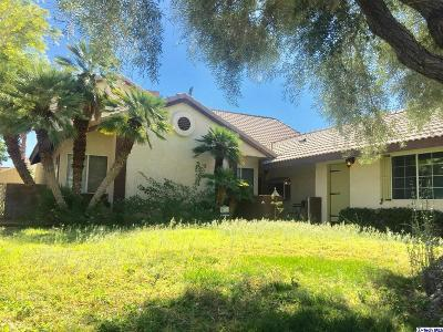 Cathedral City Single Family Home For Sale: 68237 Risueno Road