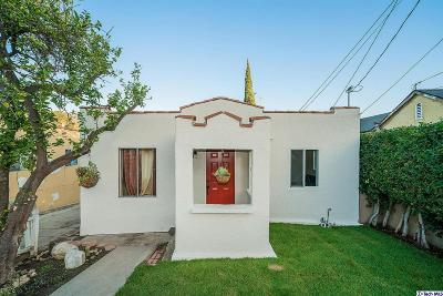 Los Angeles Single Family Home For Sale: 1200 North Hazard Avenue