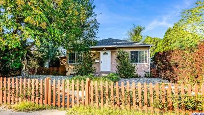 Encino Single Family Home For Sale: 17913 Burbank Boulevard