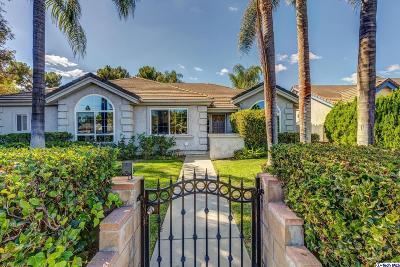 Woodland Hills Single Family Home For Sale: 6229 Fallbrook Avenue