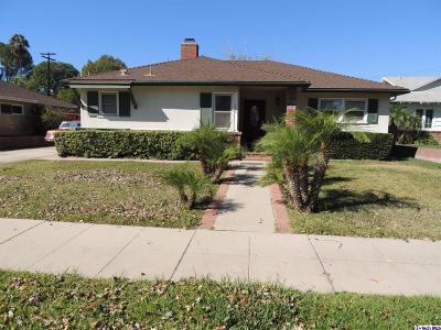 Winnetka Single Family Home Active Under Contract: 8045 Mason Avenue