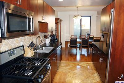 Condo/Townhouse For Sale: 871 Crenshaw Boulevard #103