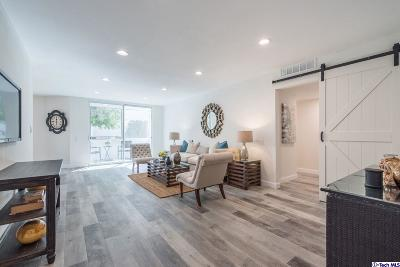 Sherman Oaks Condo/Townhouse For Sale: 4637 Willis Avenue #104