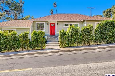 Glendale Single Family Home For Sale: 4881 Cheryl Avenue