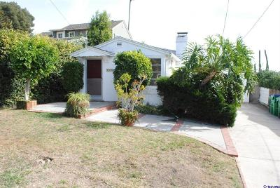 Laguna Beach CA Single Family Home Sold: $1,250,000