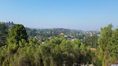 Woodland Hills Residential Lots & Land For Sale: 21480 Iglesia Drive