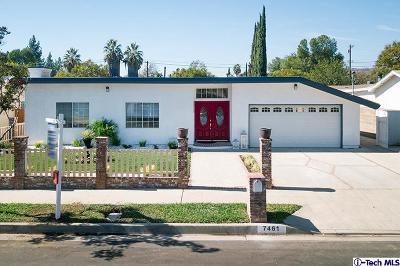 West Hills Single Family Home For Sale: 7461 Minstrel Avenue