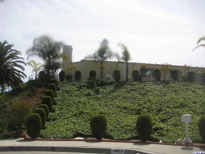 Los Angeles County Single Family Home For Sale: 24610 Plover Way