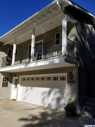 Shadow Hills Single Family Home For Sale: 10253 Sunland Boulevard