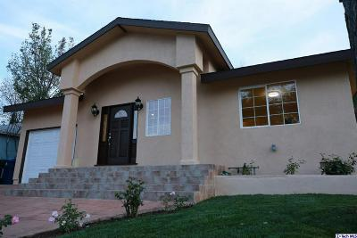 Encino Single Family Home Sold: 17652 Collins Street