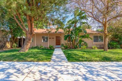 Granada Hills Single Family Home For Sale: 11614 Balboa Boulevard