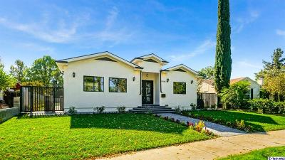 Tarzana Single Family Home For Sale: 19148 Oxnard Street