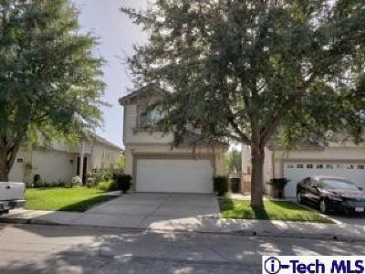 Stevenson Ranch Single Family Home For Sale: 25740 Wordsworth Lane