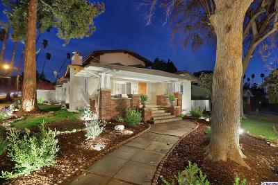 Glendale Single Family Home Active Under Contract: 1334 North Maryland Avenue