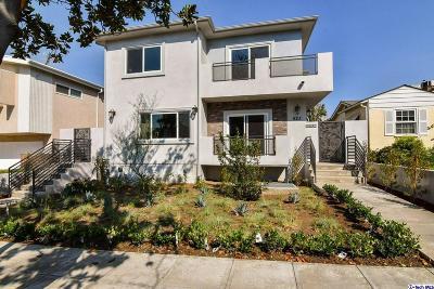 Burbank Condo/Townhouse For Sale: 523 East Cedar Avenue #102
