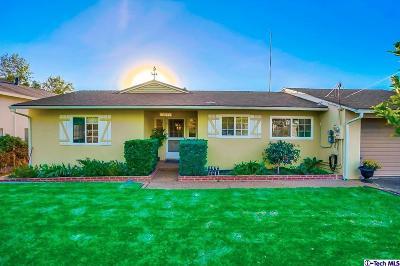 Shadow Hills Single Family Home For Sale: 10519 Johanna Avenue