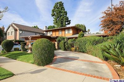 Northridge Single Family Home For Sale: 16803 Gresham Street