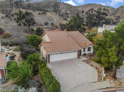 Granada Hills Single Family Home For Sale: 13039 Jolette Avenue