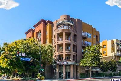 Burbank Condo/Townhouse For Sale: 201 East Angeleno Avenue #124
