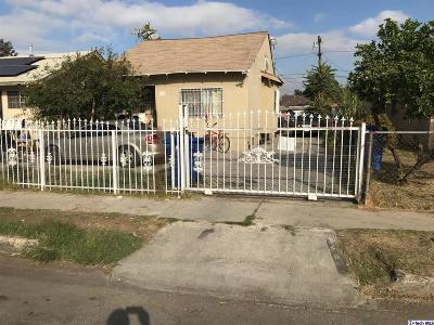 Single Family Home For Sale: 1743 East 43rd Street