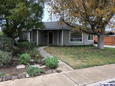 Camarillo Single Family Home For Sale: 2735 Acacia Street
