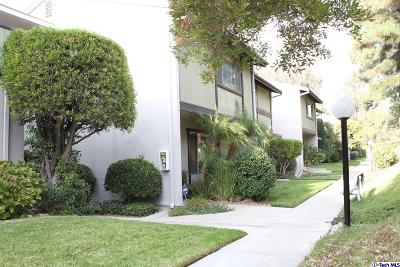 Sunland Condo/Townhouse For Sale: 8806 Wyngate Street