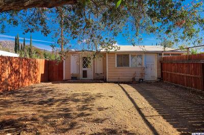 Tujunga Single Family Home For Sale: 10434 Irma Avenue