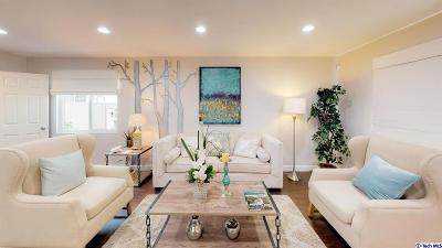 Monrovia Single Family Home For Sale: 411 East Maple Avenue