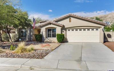 Desert Hot Springs Single Family Home For Sale: 65074 Blue Sky Circle