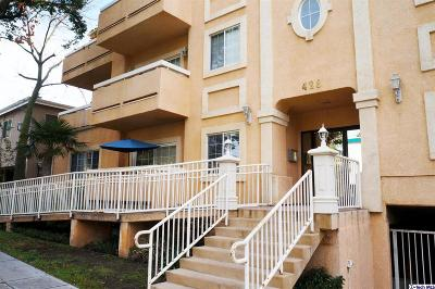 Burbank Condo/Townhouse For Sale: 428 East Santa Anita Avenue #205