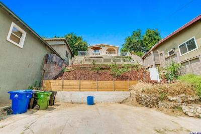 Los Angeles CA Single Family Home For Sale: $775,000
