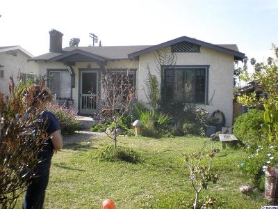 Los Angeles Single Family Home Active Under Contract: 2802 West Avenue 32
