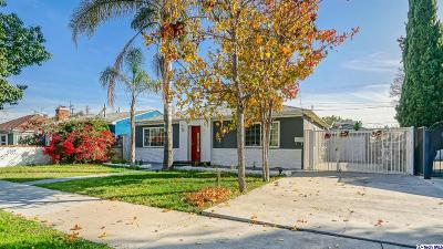 Burbank Single Family Home For Sale: 1002 West Palm Avenue