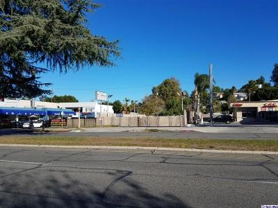 Woodland Hills Residential Lots & Land For Sale: 5328 Topanga Canyon Blvd Boulevard