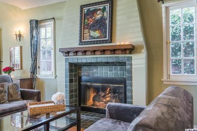 Glendale Single Family Home For Sale: 1640 Vista Drive
