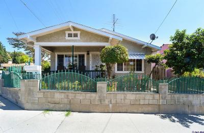 Los Angeles County Single Family Home For Sale: 824 Milwaukee Avenue