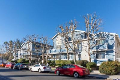 Condo/Townhouse For Sale: 18427 Vincennes Street #37