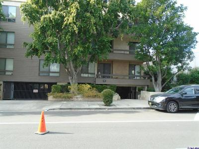 Sherman Oaks Condo/Townhouse For Sale: 4641 Fulton Avenue #104