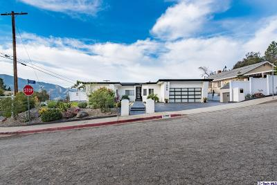 Tujunga Single Family Home For Sale: 7000 Estepa Drive