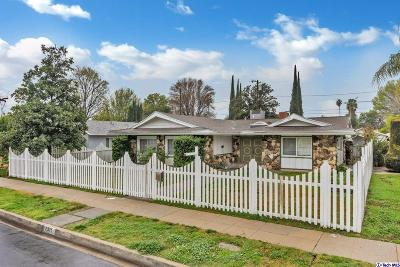 Canoga Park Single Family Home For Sale: 7311 Nita Avenue
