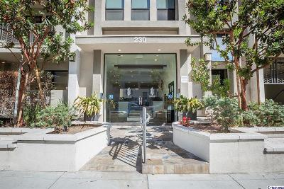 Glendale Condo/Townhouse Active Under Contract: 230 South Jackson Street #201